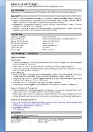 Resumes In Word - Cover Letter Samples - Cover Letter Samples