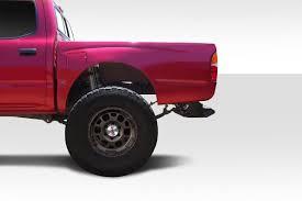 Duraflex Bulge Style Off Road Fenders for Trucks and SUVs ...