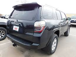 2018 New Toyota 4Runner SR5 4WD at Toyota of Fayetteville Serving ...