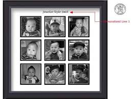 baby collage frame discount picture frame framing achievement offers collage