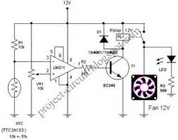 thermistor relay circuit diagram images thermistor circuit diagram thermistor circuit and