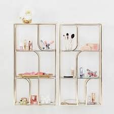 Decorative wall shelving Globe Benefit Gorgeous Glass Shelves Pbteen Decorative Wall Shelves Hooks Pbteen