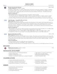 Business To Business Sales Experience Resume  business development     Example Resume And Cover Letter   ipnodns ru