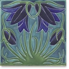 Arts And Crafts Decorative Tiles My goal is a circa100 bungalow with Art Nouveau decorative 96