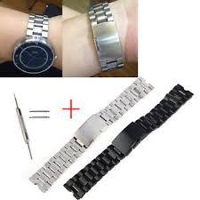 motorola 360 watch. image is loading 22mm-stainless-steel-metal-watch-band-strap-for- motorola 360 watch o