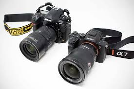 full frame cameras 2018