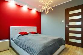 red accent wall bedroom paint an accent wall red accent wall decorating  ideas
