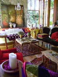 colorful living rooms. Bohemian Colorful Living Room Designs Rooms