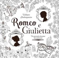Romeo E Giulietta Un Grande Classico Da Colorare William