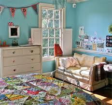 Vintage bedroom decor