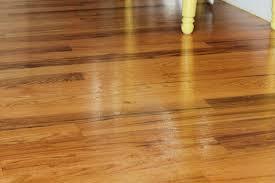 DIY Wood Floor Cleaner   Let It Dry
