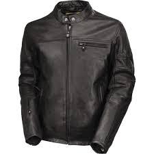 Roland Sands Design Jackets Roland Sands Design Ronin Leather Jacket Black S 0801 0200 0052