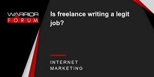is lance writing a legit job warrior forum the digital is lance writing a legit job warrior forum the 1 digital marketing forum marketplace