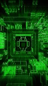 android robot wallpaper phone
