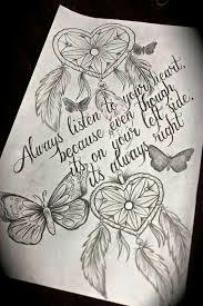 Would Be Cute On As A Thigh Tattoo Tetování Motivy Dámské