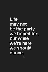 Quotes Life Dancing