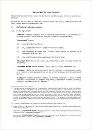 Cleaning Business Contract Template Save Be
