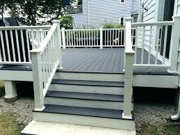 composite deck ideas. Interesting Composite Gray Composite Decking Deck Ideas Painting Porch  And Paint Best Painted Decks Inside Composite Deck Ideas E
