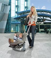 car seat travel cart car seat travel accessory