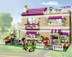 Lego Full House Win A Lego Friends Olivias House Set