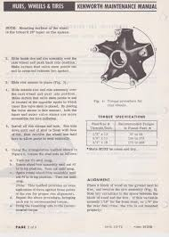 76 Qualified Wheel Torque Specifications Chart