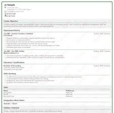 How To Build A Resume Free Stunning Build A Resume Online For Free Solnetsy