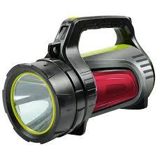 Đèn pin cầm tay công suất lớn HL85 - 10W Chiếu xa 1KM có chống nước