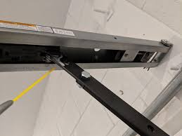 don t forget to add a little grease to the connection points to keep them running smoothly be sure to hit both the top and the bottom of the door arm