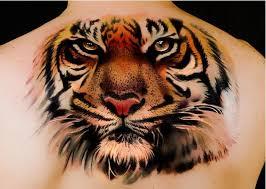 Zajímavé Hodnoty Tetování Tiger V Různých Kulturách
