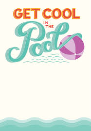 Party Invite Templates Free Pool Party Free Printable Party Invitation Template Greetings 6
