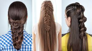 Long Braid Designs 9 Easy And Simple Braided Hairstyles For Long Hair Styles