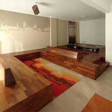 raised floor with seating and storage   Architecture   Pinterest   Raising,  Storage and Small living