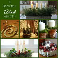 Advent Wreath Decorations Advent Wreaths A Tradition Of Light His Mercy Is New