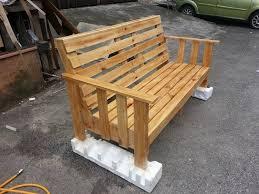 ... Pallet Bench Pallet Wood ...