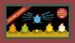 Keypress Games for Toddlers and Babies