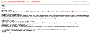 sheet metal worker salary. braille operator job offer letter sheet metal worker salary e