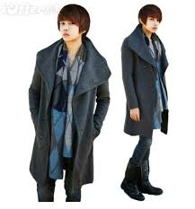 hot new men wool caots warm winter jacket dust coat