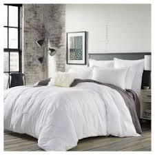 bed cover sets. White Courtney Duvet Cover Set - City Scene® Bed Sets