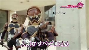 Kamen Rider Ex Aid Twenty Seventh Season Episode 25.\