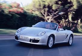 2005 Porsche Boxster (987) Review - Top Speed