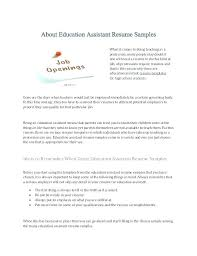Teaching Objective Resume Special Education Resume Objective Bright