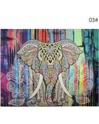 Image Hooks Tommyfit India Hippie Mandala Elephant Beach Towel Round Boho Mat Tapestry Wall Hanging Decor Fitness Magazine Heres Great Price On Tommyfit India Hippie Mandala Elephant Beach