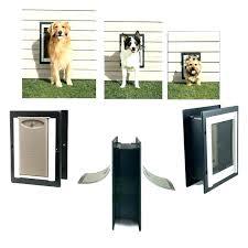 installing a doggie door pet door for wall dog doors at low s and save installing a doggie door