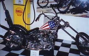 easy rider captain america replica