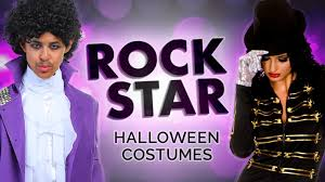 rock star costumes