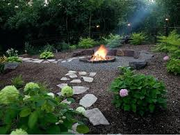 stone fire pit ideas. Rustic Stone Fire Pit Ideas Natural Best Pits On Backyard A D