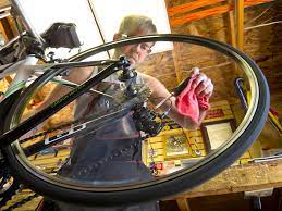 Opening A Home-Based Bicycle Business: Johnny-Mack Barlow's Story - Cycling  West - Cycling Utah