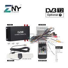 Araba DVB T2 Dijital TV Kutusu 4 Seg Destek 180 200 KM/H Hız Sürüş Dijital  Araba TV Tuner HDMI HD 1080 P TV Alıcısı car tv tuner digital car tv  tunerdvb-t mpeg4 - AliExpress
