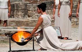 flame lighting olympics. olympic flame lighting photo by messinnis olympics u
