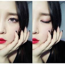 leesusu korean makeup daily look